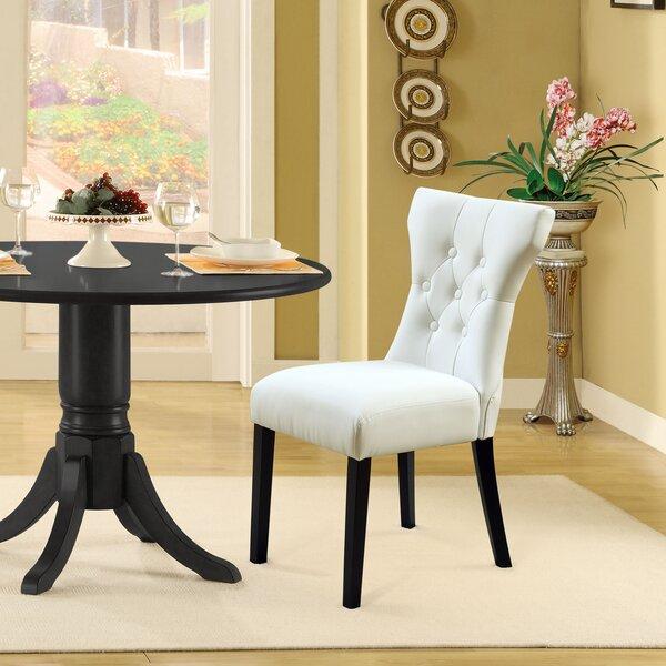 Semlalia Contemporary Dining Side Chair by Latitude Run