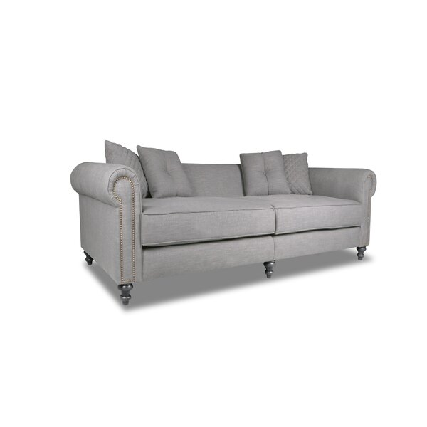 Etchison Chesterfield Loveseat by Darby Home Co