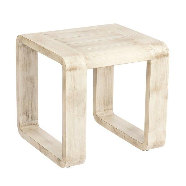 Vale Metal Side Table by Woodard