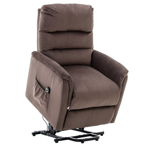 Durgin Lift Contemporary Power Recliner [Red Barrel Studio]
