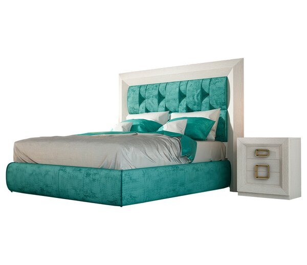 Dela Panel 4 Piece Bedroom Set by Everly Quinn