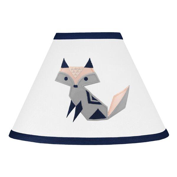Fox Patch 7 Empire Lamp Shade by Sweet Jojo Designs