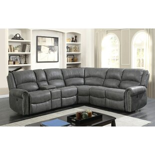 Frink Reclining Sectional by Red Barrel Studio