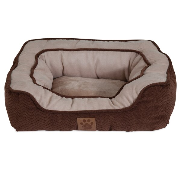 Candace Modern Daydreamer Bolster Dog Bed by Tucke
