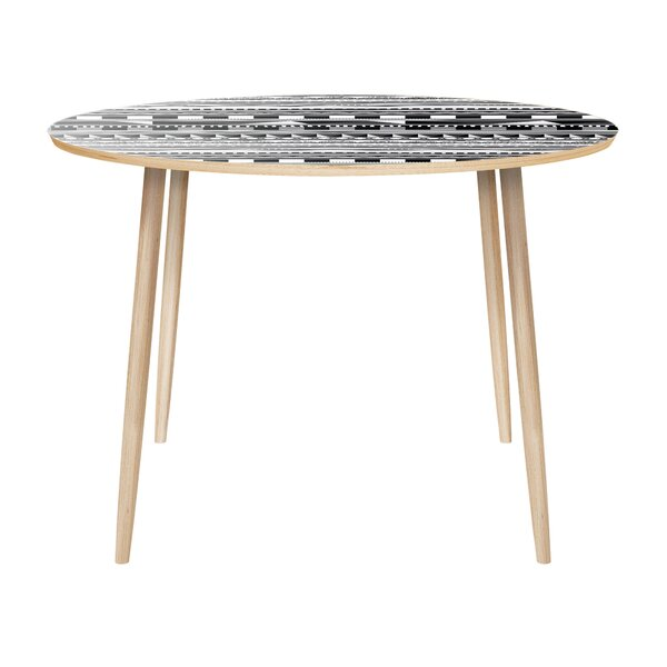 Twerton Dining Table by Bungalow Rose
