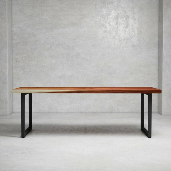 Dunwoody Solid Wood Dining Table by Foundry Select