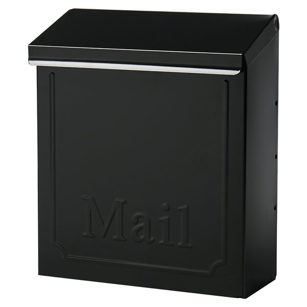 Townhouse Locking Wall Mounted Mailbox by Gibraltar Mailboxes