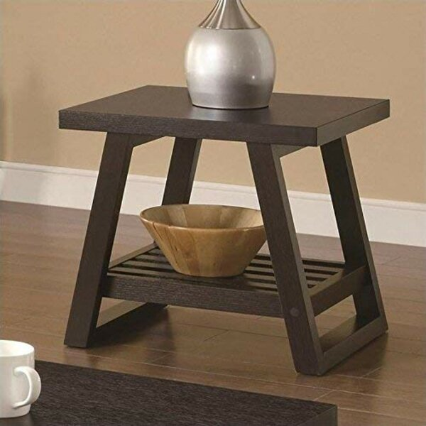 Renetta Transitional Solid End Table by Winston Porter
