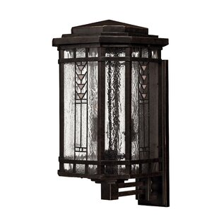 Reviews Westberry 4-Light Outdoor Sconce By Loon Peak
