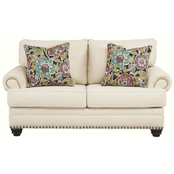 Mulkey Loveseat by Charlton Home