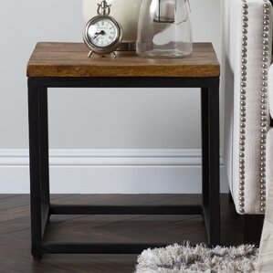 Kanaga End Table by Trent Austin Design
