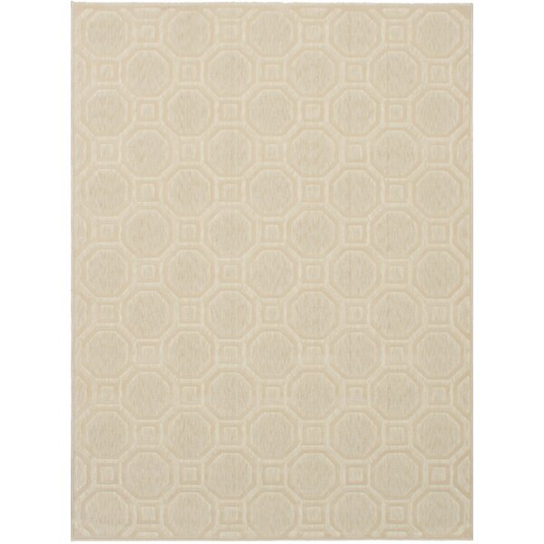 Casavant Cream Area Rug by George Oliver
