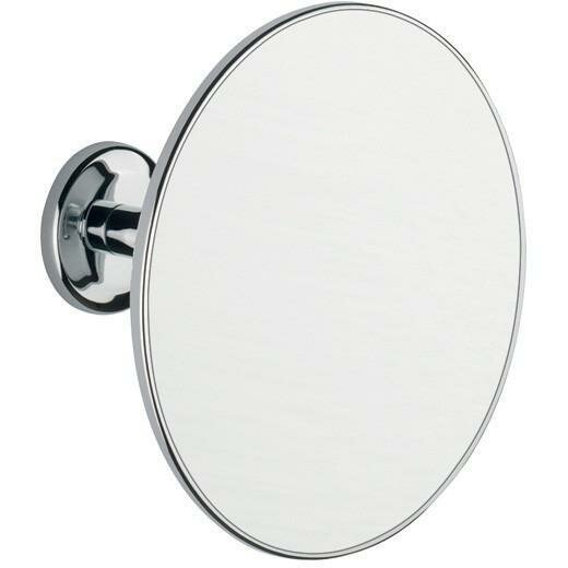 Silber Adjustable Round Makeup/Shaving Mirror by Orren Ellis