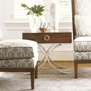 Mirage Hayworth End Table ..