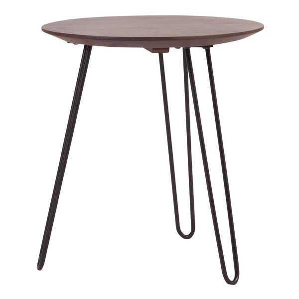 Laverty Contemporary End Table by Union Rustic Union Rustic