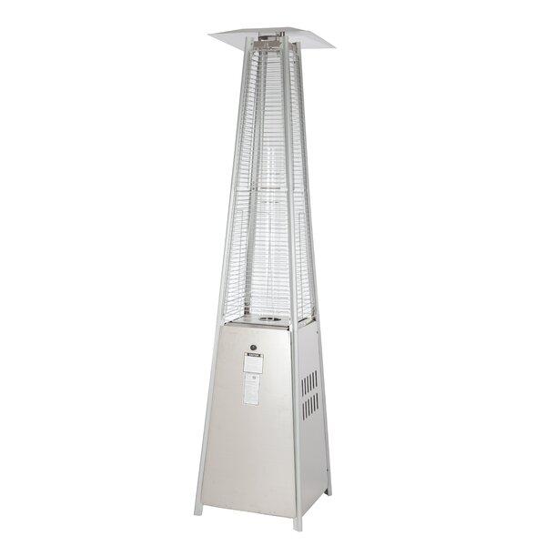 Pyramid Flame 40,000 BTU Propane Patio Heater by Fire Sense