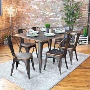 Claremont 7 Piece Dining Set by Trent Austin Design