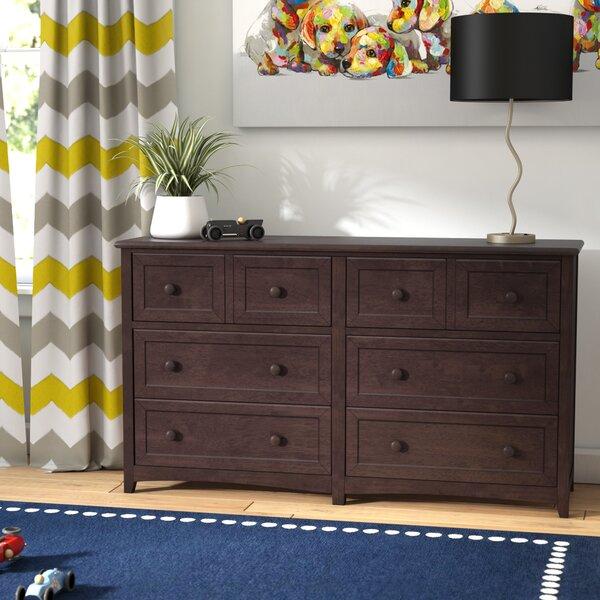 Javin Traditional 6 Drawer Dresser by Harriet Bee