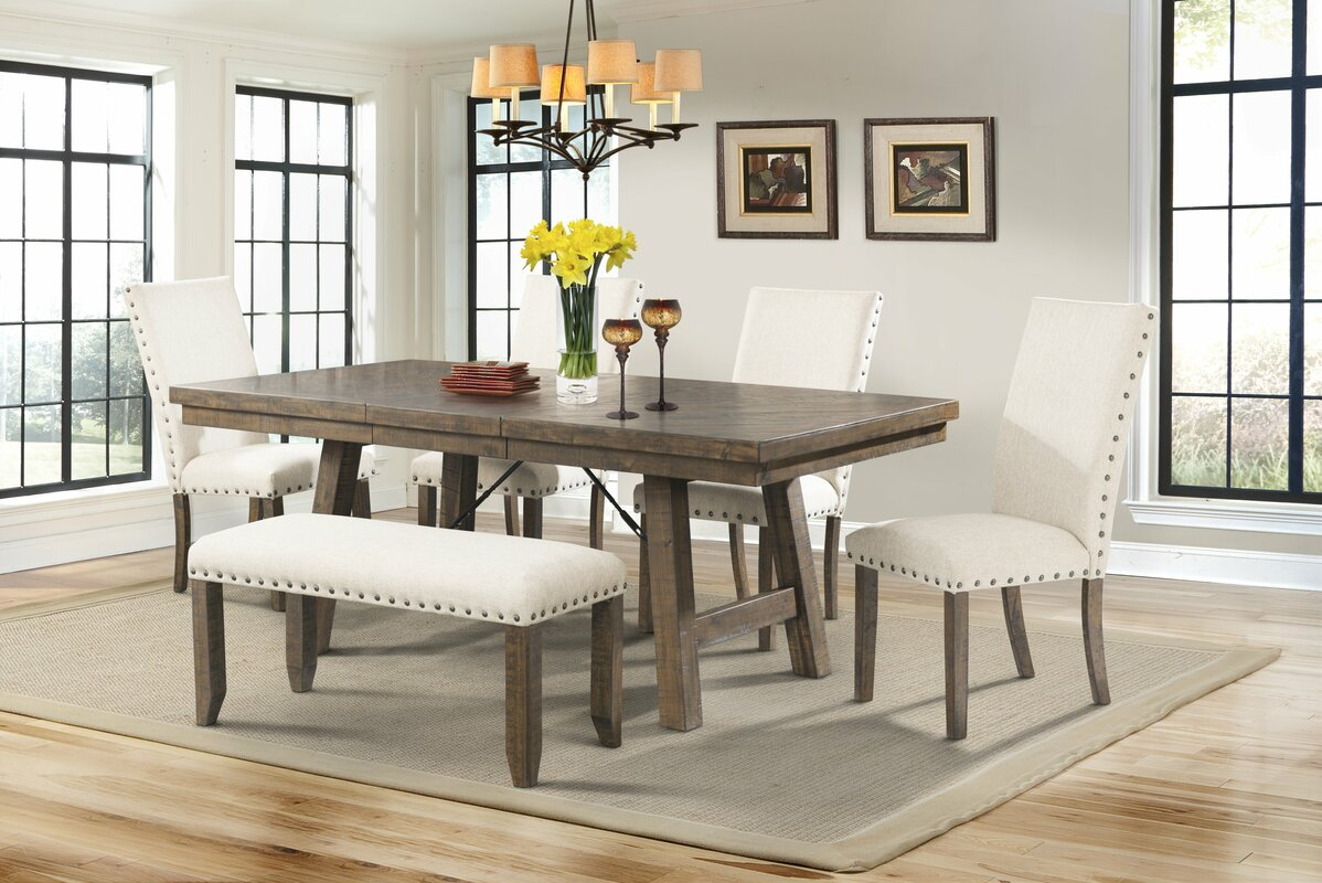 Dearing 6 Piece Dining Set & Reviews | Birch Lane
