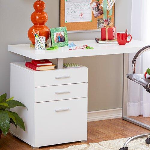 Brayden Studio Pascua Writing Desk Amp Reviews Wayfair