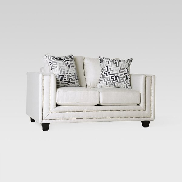 Tetbury Loveseat by Everly Quinn