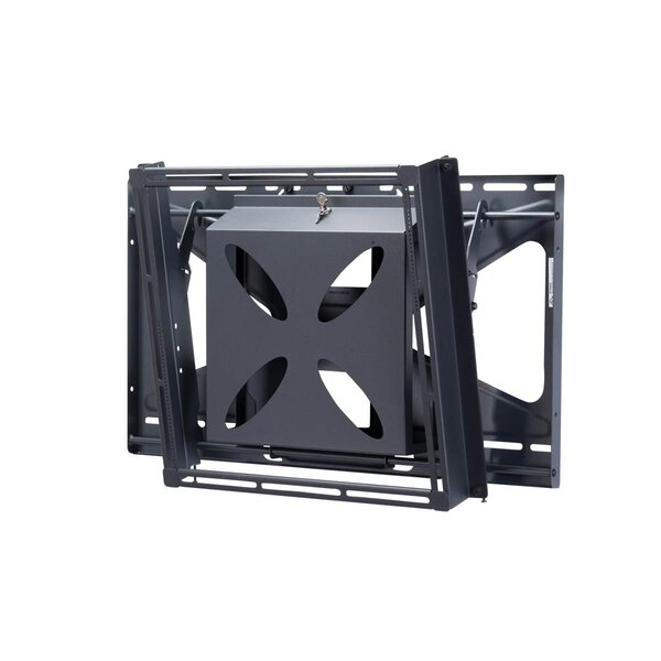 Tilting Integrated Storage for Displays Flat-Panels Mount by Premier Mounts