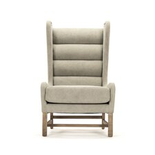 Aile Wingback Side Chair by Zentique Inc.
