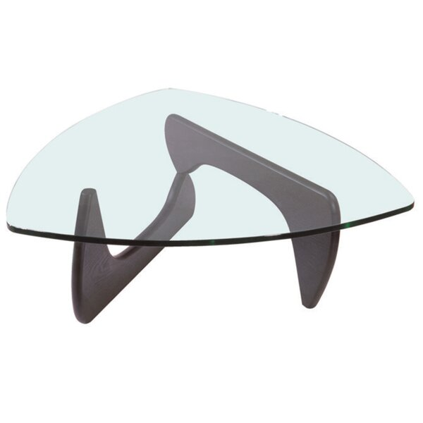 Sahil Solid Wood Abstract Coffee Table By Orren Ellis