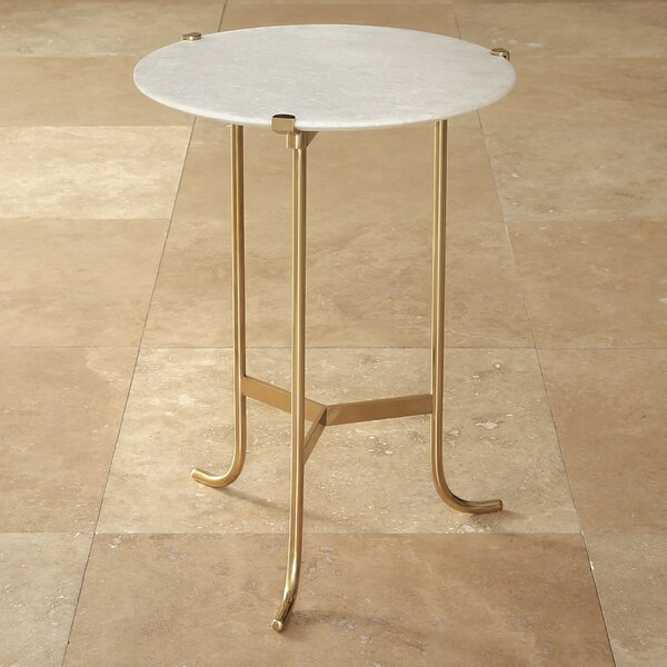 Plie End Table By Global Views