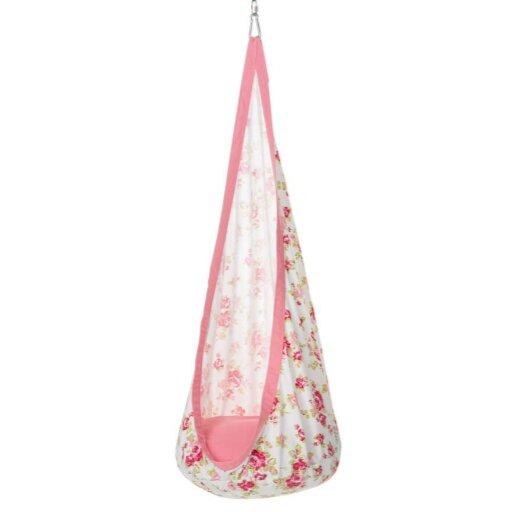 Huggle Pod Blooming Chair hammock by HearthSong
