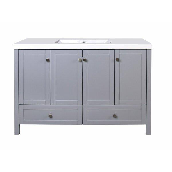 Draper 48 Single Bathroom Vanity Set by Ebern Designs