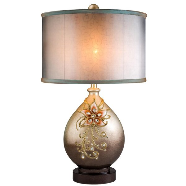 Boulouparis 30 Table Lamp by World Menagerie