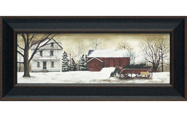 Christmas Trees for Sale by Jacobs, Billy Framed P