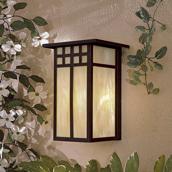 Scottsdale II Outdoor Wall Lantern by Great Outdoors by Minka