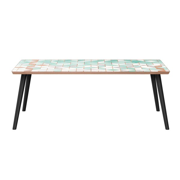 Clearview Coffee Table by Bungalow Rose