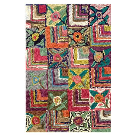 Hooked Area Rug By Dash And Albert Rugs