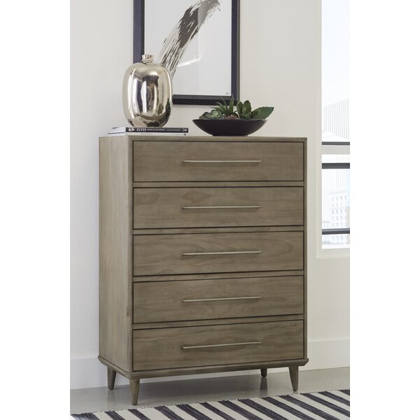 Soper 5 Drawer Chest by Corrigan Studio