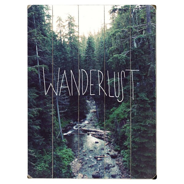 River Wanderlust Photographic Print Multi-Piece Image on Wood by Artehouse LLC