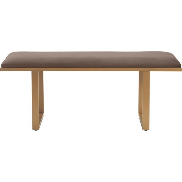 Remi Upholstered Bench by Elle Decor