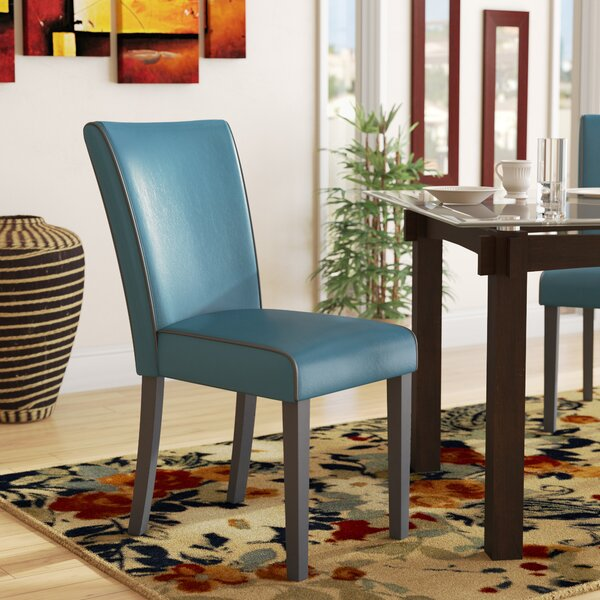 Blaylock Parsons Chair (Set of 2) by Mercury Row