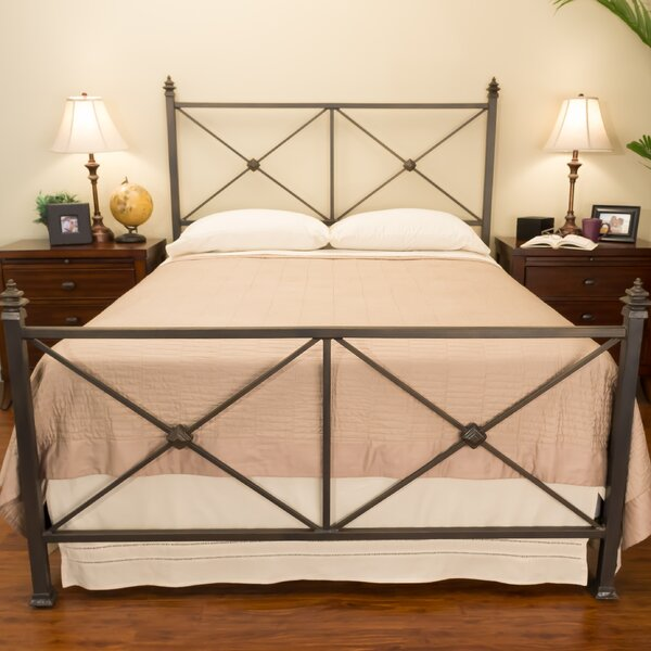 Chatham Standard Bed by Benicia Foundry and Iron Works