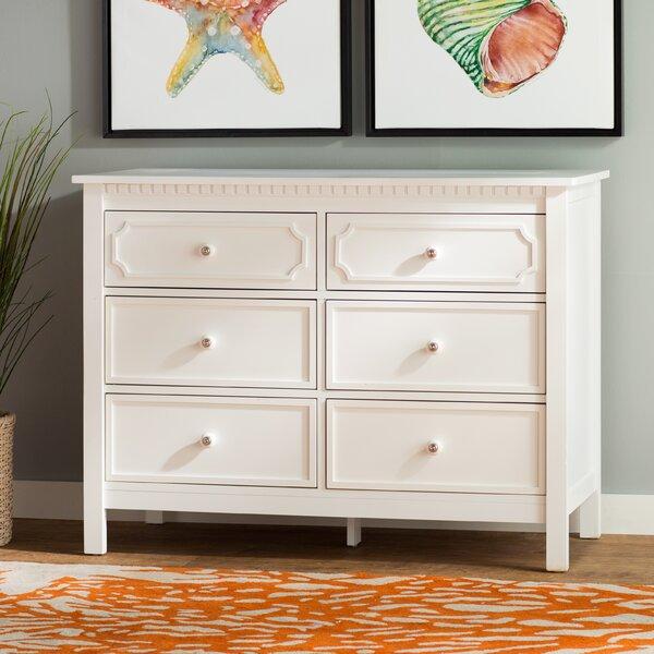 Lares 6 Drawer Dresser by Mistana