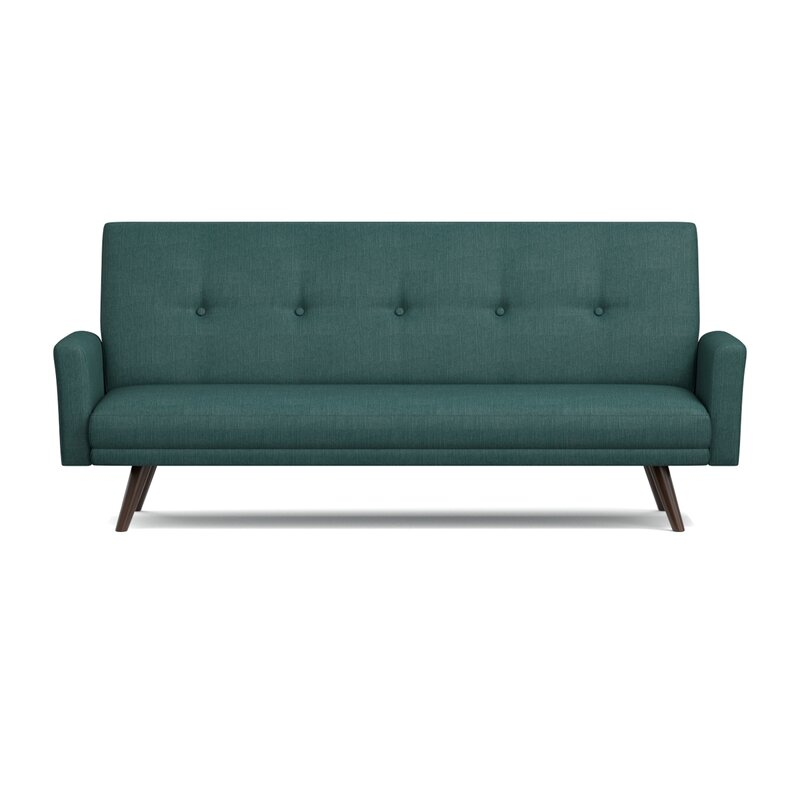 Perfect Cantrell Click Clack Futon Sofa Bed By George
