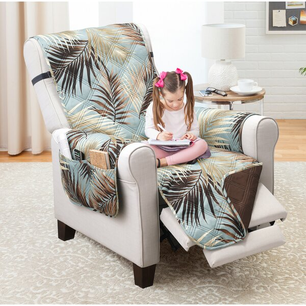 T-Cushion Recliner Slipcover by Bay Isle Home