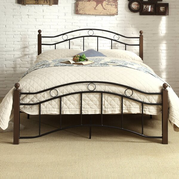 Souliere Platform Bed by August Grove