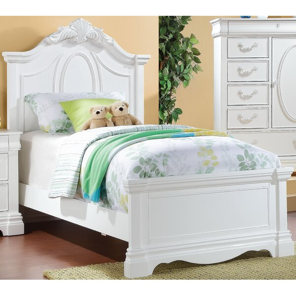 Deloris Panel Bed by Harriet Bee