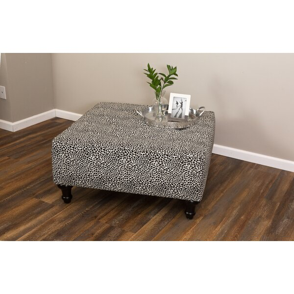 Arlington Tufted Ottoman by Darby Home Co