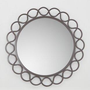 Winston Porter Milburn Accent Mirror