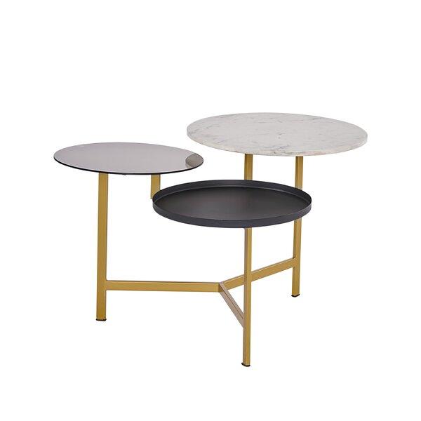 Decoteau Coffee Table By Everly Quinn