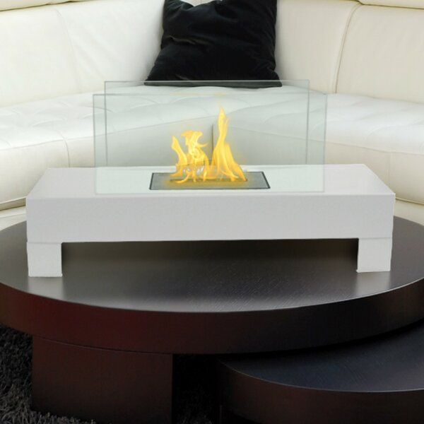 Anywhere Fireplaces Bio Ethanol Tabletop Fireplace by Anywhere Fireplace